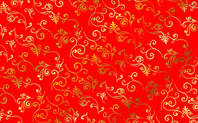 red and gold backgrounds. Unique Red Golden Swrils Pattern Background On Red And Gold Backgrounds