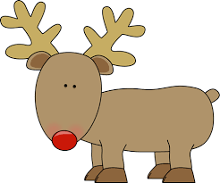 reindeer christmas clipart. Fine Clipart To Reindeer Christmas Clipart