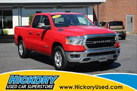 Pre-Owned 2019 RAM 1500 Big Horn/Lone Star Quad 4x4 4WD