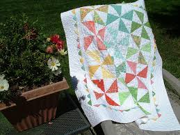 Baby Quilts and Me The Wanna Be | Happy Dance Quilting & ... baby pinwheel quilt from jodi @ pleasant.home.com (pattern ... Adamdwight.com