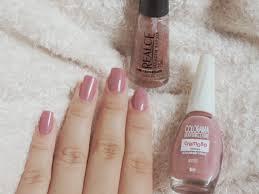 Tudo Dolce Smalto Nude da Colorama Rosa 612 da Realce