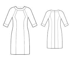Raglan Sleeve Pattern Beauteous Bootstrapfashion Designer Sewing Patterns Affordable Trend