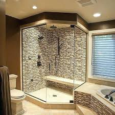 open shower stalls. Doorless Shower Design Pictures In Small Bathroom  For Home Decorating Ideas . Open Stalls