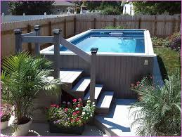 above ground pool ideas for small backyard backyard design ideas inside small pool ideas