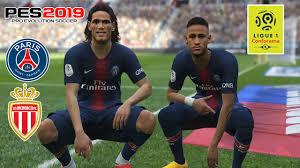 PES 2019 | PSG vs Monaco
