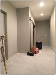 paint walls and trim same color to get great effect. | Home improvement |  Pinterest | Wall trim, Paint walls and Hall