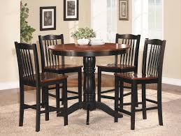 Small Picture Kitchen Stunning Black Kitchen Table With Bench Dining Room Set
