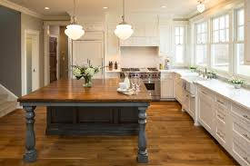 lake elmo greek revival farmhouse farmhouse kitchen