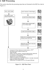 Iqf Image Quality Of Fingerprint Software Application Pdf