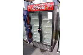 true gdm 35 glass door fridge 991 litre