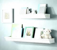 wall book shelving white wall bookcase pottery barn wall shelves shelves for walls creative idea kids