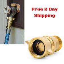 water pressure regulator for rv trailer cer motorhome boat garden hose br