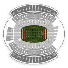 Paul Brown Stadium Seating Chart Map Seatgeek