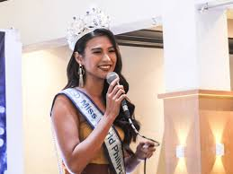 Melanie Marquez on 'top of her game' helping Michelle Dee prep for Miss  World 2019