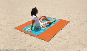 beach towels on sand. The Overview: No More Sand On Beach Towel Here Is Intelligent Towels I
