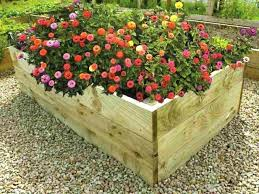 raised flower beds bed planting plans tall kits raised bed corners and connectors for garden