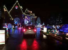 Richmond Tacky Lights 2017 Tacky Light Houses Lighting Up For Thanksgiving Several