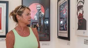 Three-day art exhibit features Ringo Starr's pieces in Winnetka ...