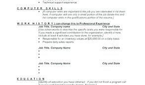 Professional And Technical Skills For Resume Examples Of Good Skills Based Resume On Summary Orlandomoving Co