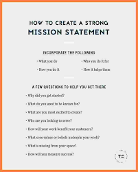 mission statement examples business 9 business mission statement examples statement synonym