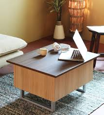 rida single lift top centre table