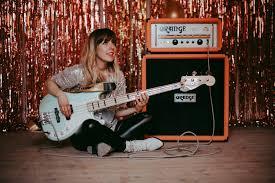 Mandy Clarke – Orange Amps