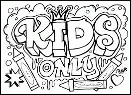 Activities with free printable coloring sheets make my job as a busy mom so much easier! Teenage Coloring Pages Free Printable Coloring Home