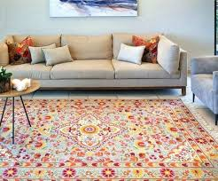 blue area rugs 6x9 image 0 solid rug