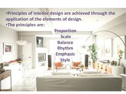 ... 2. Principles of interior design ...
