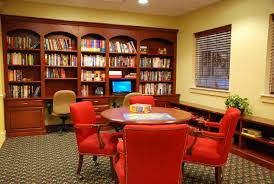 senior housing lancaster pa. the library in signature senior living personal care area. housing lancaster pa 1