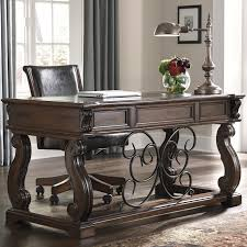 home office desk home office. Fine Home Alymere Home Office Desk And Chair To L