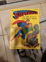 Batman, the popular fictional character and comic book … 1964 Whitman Superman To The Rescue Coloring Book For Sale Online Ebay