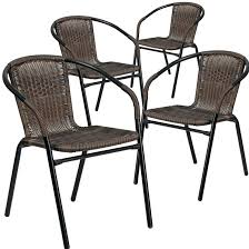 chair stackable wicker chairs white resin outdoor patio set outdoor wicker resin chairs stackable hampton