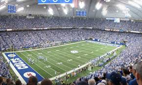 Indianapolis Colts Seating Chart Rca Dome History Photos More Of The Former Nfl Stadium