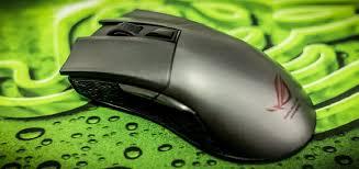 <b>ASUS ROG Gladius</b> - миниобзор игровой <b>мыши</b>
