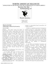 ethnography of rural north america pdf available