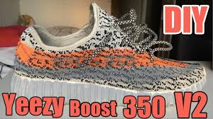 gucci yeezy v2. diy : how to make custom aliexpress yeezy boost 350 v2 | 100% legit (or nah) - youtube gucci
