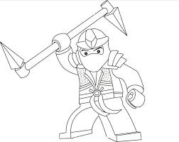 Ninjago Coloring Pages Free Printable Cartoon Coloring Pages Of