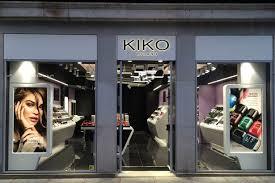 first look inside kiko make up as it opens in glasgow