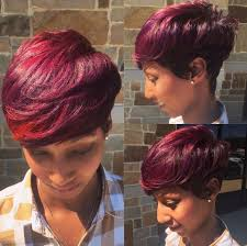 Love This Color Via Black Hair