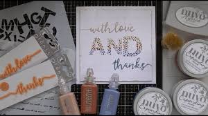 Tiny Details With Nuvo Vintage Drops D
