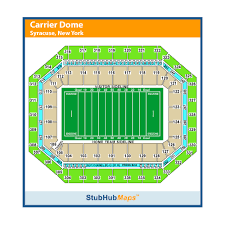 carrier dome seating. carrier dome photo #10 seating