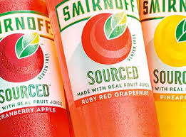 flavored vodkas made with real fruit