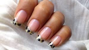 French Tip Nail Design Ideas 55 Most Stylish French Tip Nail Art Designs