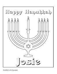 Chanukah Coloring Sheets Happy Coloring Pages Menorah Printable Star