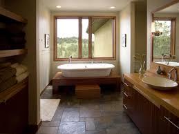 porcelain tile flooring