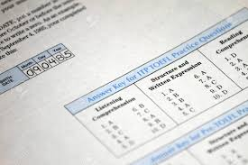 Multiple Questions Test Answer Key For Test English Test Choose The Right Answer Multiple
