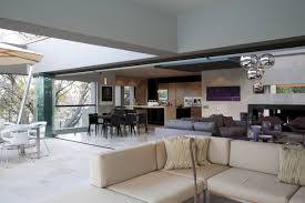 Open Plan Kitchen Living Room Design Kitchen Dining And Living Room Design Interior Image Of Open Plan