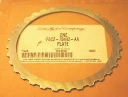 Details About New Genuine Ford F6cz 7b442 Aa Automatic Transmission Clutch Plate
