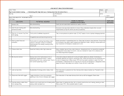 Job Task Analysis Template Task Analysis Worksheet Free Worksheet Printables 5
